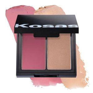 Kosas Color & Light Cream Blush and Highlighter